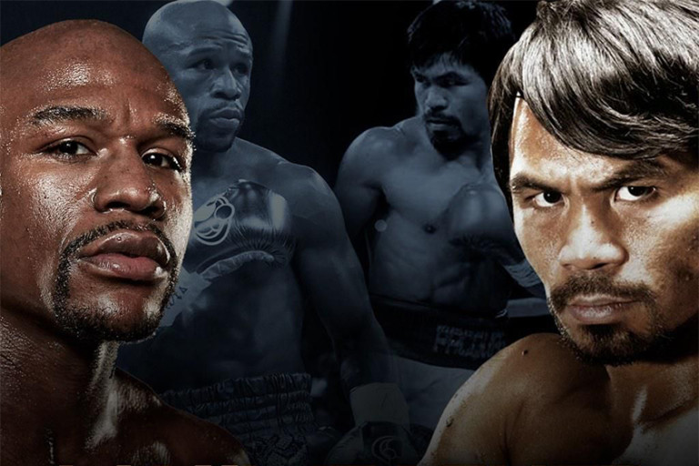 Mayweather Pacquiao Fight of the Century
