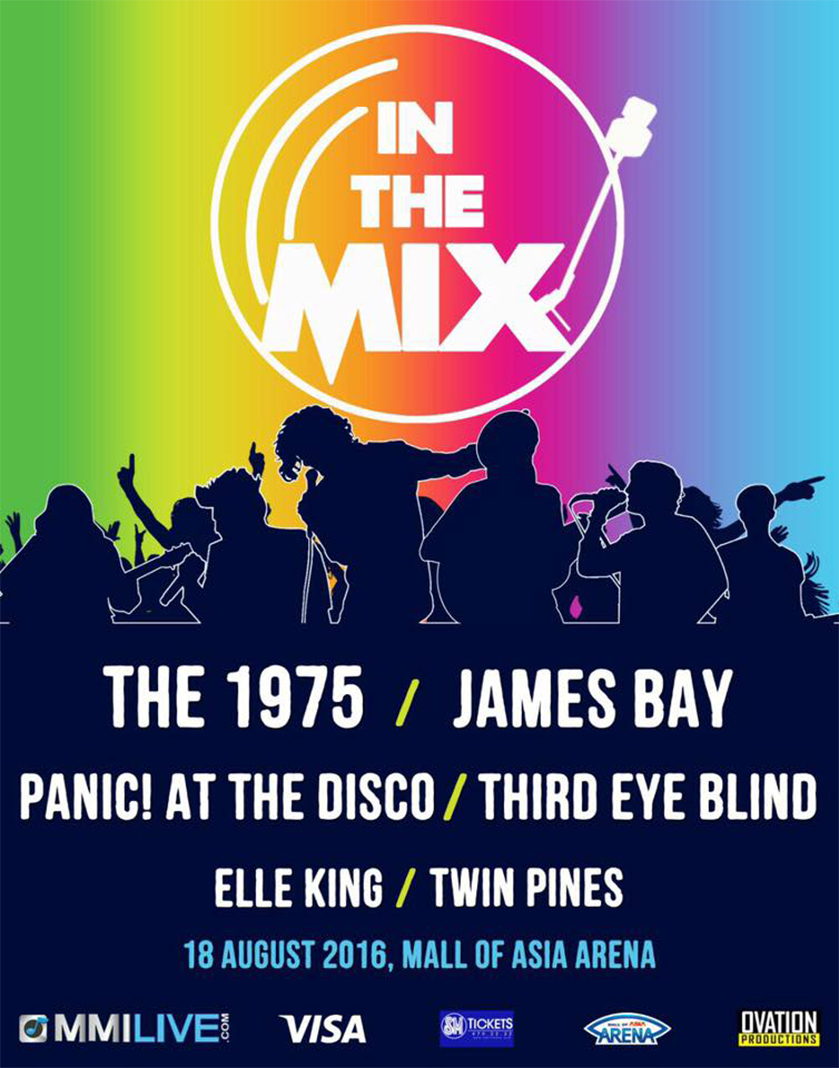 In the Mix Manila 2016