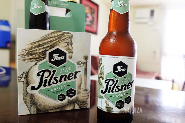 Finn Pilsner Irish Craft Lager Beer